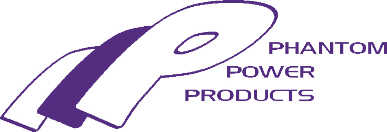 Phantom Power Products Logo